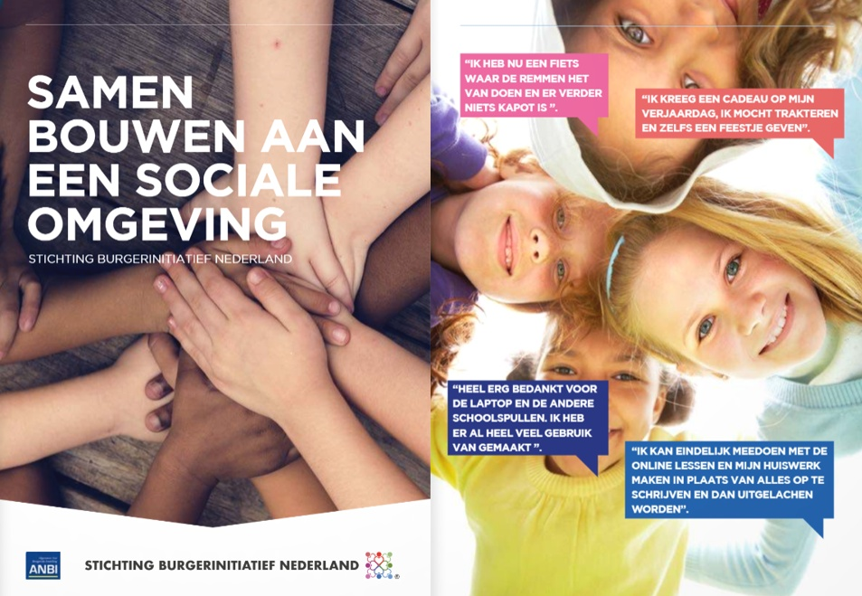 Brochure Stichting Burgerinitiatief Nederland